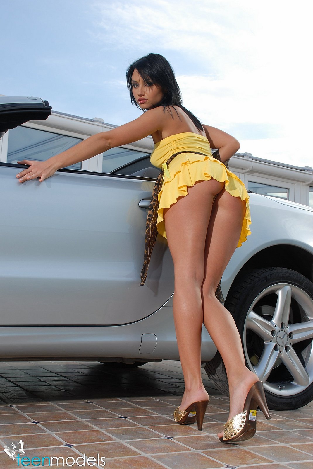Adult picture teen world