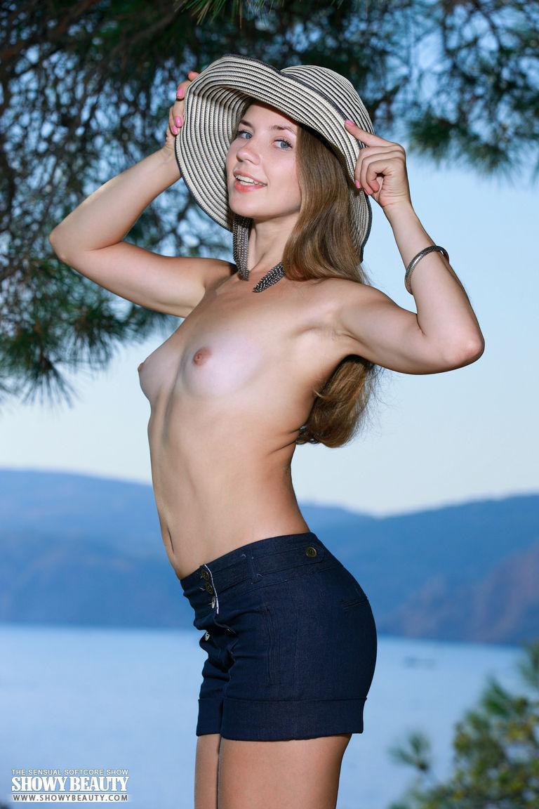 Caprice nude beach